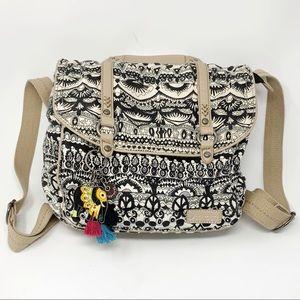 SAKROOTS Convertible Backpack / Messenger Bag